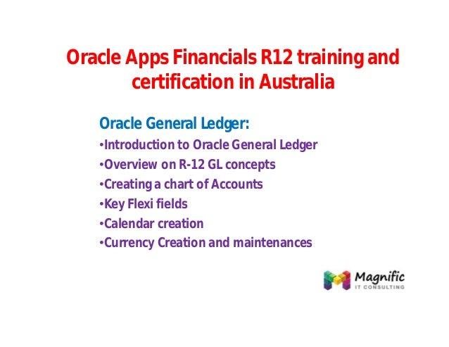 Oracleappsfinancialsr12trainingandcertificationinaustralia