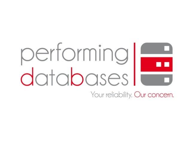 Oracle Datenbank Architektur - nicht nur für Einsteiger Martin Klier Performing Databases GmbH Mitterteich @MartinKlierDBA...
