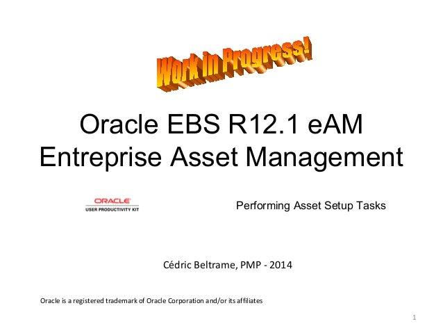 Oracle ebs r12eam part2