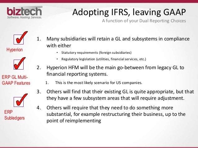 globalization gaap vs ifrs Ifrs a -difference between gaap and ifrs and implications of potential convergence a major difference between gaap and ifrs is that gaap is rule-based  gaap vs.
