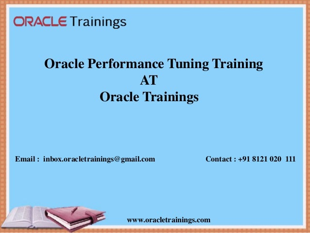 oracle 10g performance tuning case studies Case study: oracle goldengate for aws – migrate oracle on premise to amazon web services (aws) a leading content streaming service required the live-migration of its critical 24x7 billing.