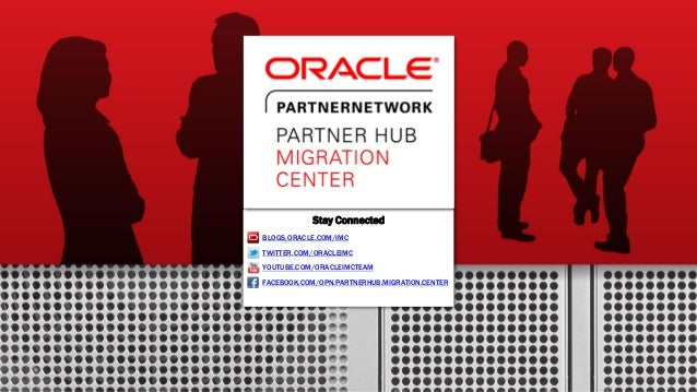 Partner Webcast – Oracle Public Cloud for ISVs: Migrating Java EE and ADF applications to the cloud - 12 Sep 2013