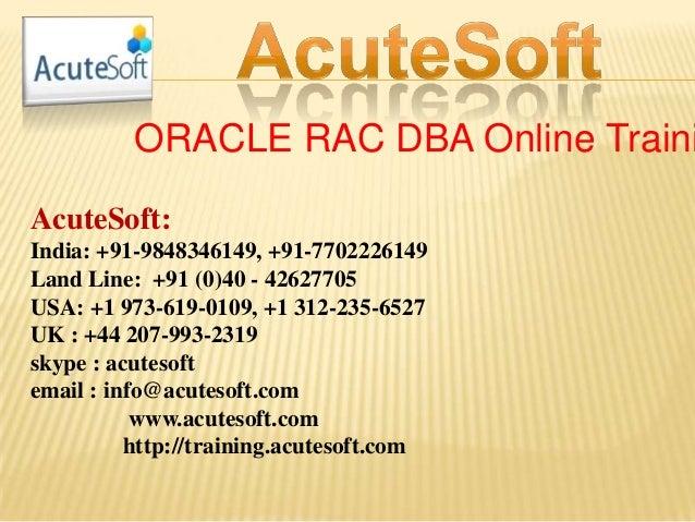 Oracle siebel online training