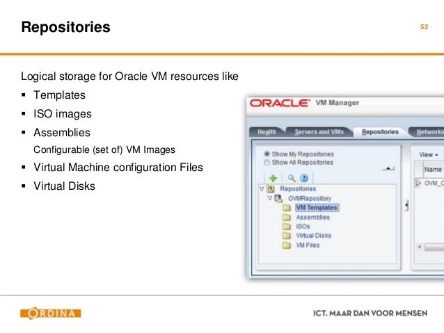 download oracle vm templates - oracle virtual machine template