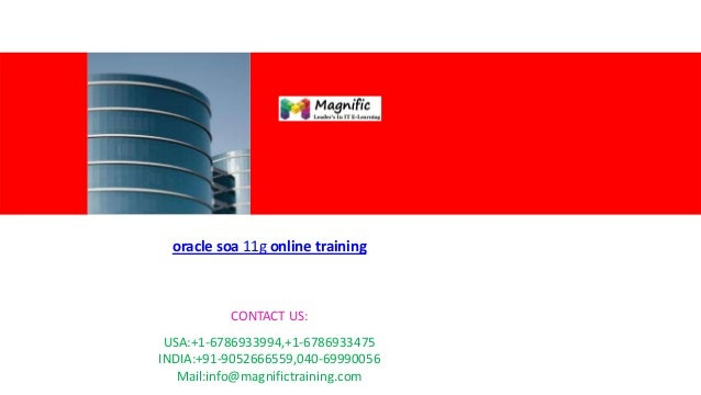 <Insert Picture Here>  oracle soa 11g online training  CONTACT US: USA:+1-6786933994,+1-6786933475 INDIA:+91-9052666559,04...