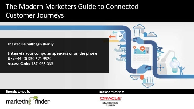 The Modern Marketers Guide to Connected Customer Journeys