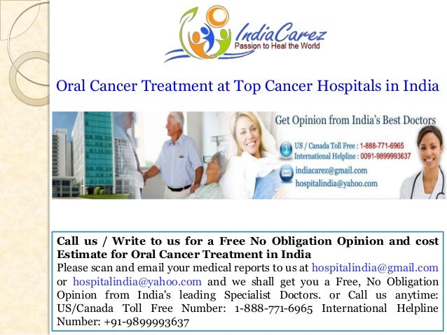 Orai India  city images : Oral cancer treatment in india
