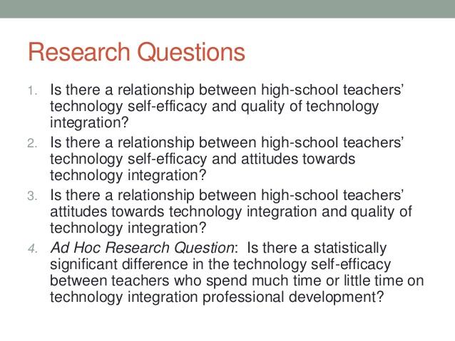 Teacher Educators Computer Technology Integration At Utah State