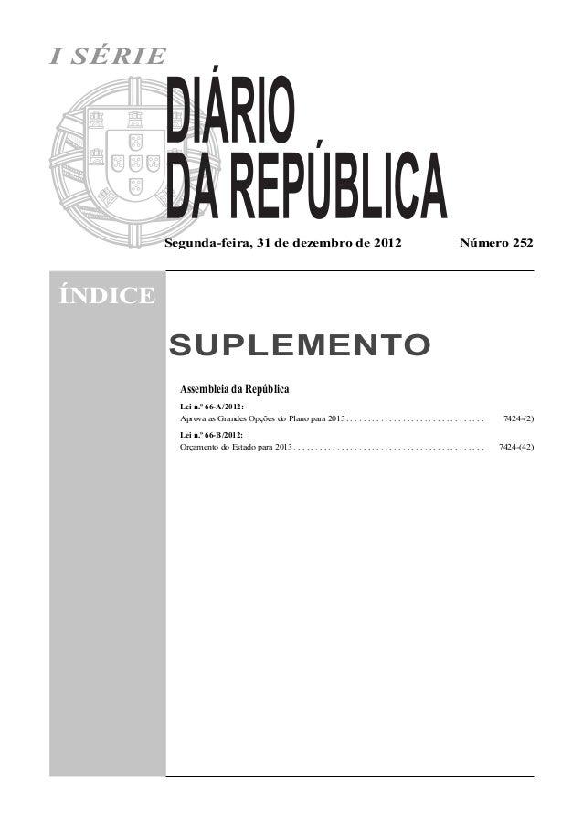 Orçamento e-Plano-2013