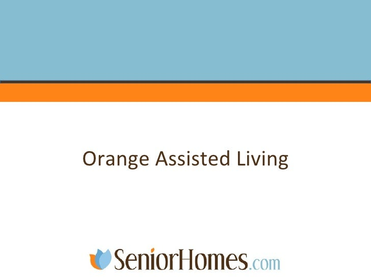 Orange Assisted Living