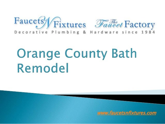 Orange county bath remodel for Bathroom redesign app
