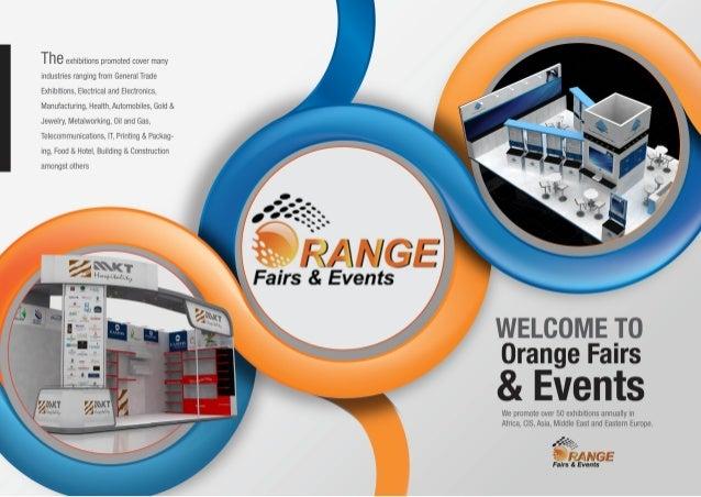 ORANGE FAIRS & EVENTS