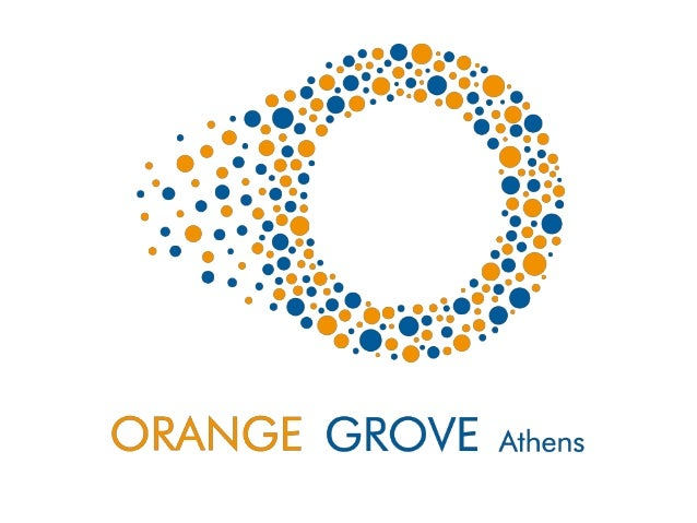 Orange Grove at Open Coffee Athens LVIII