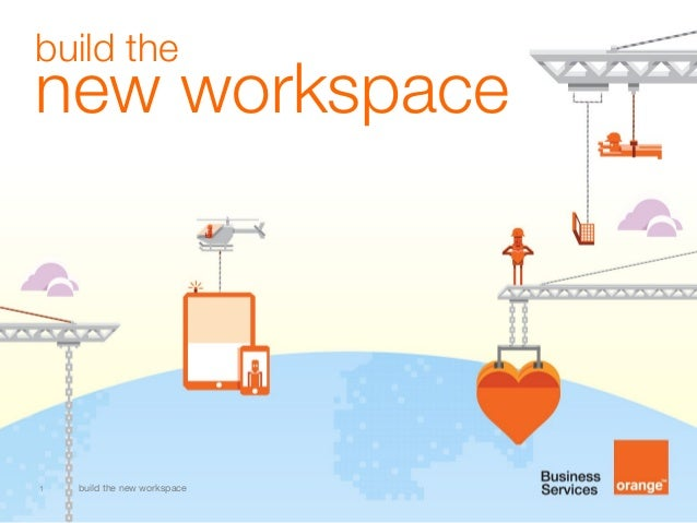 [infographic] build the new workspace