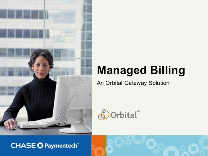 Orbital managed billing_presentation