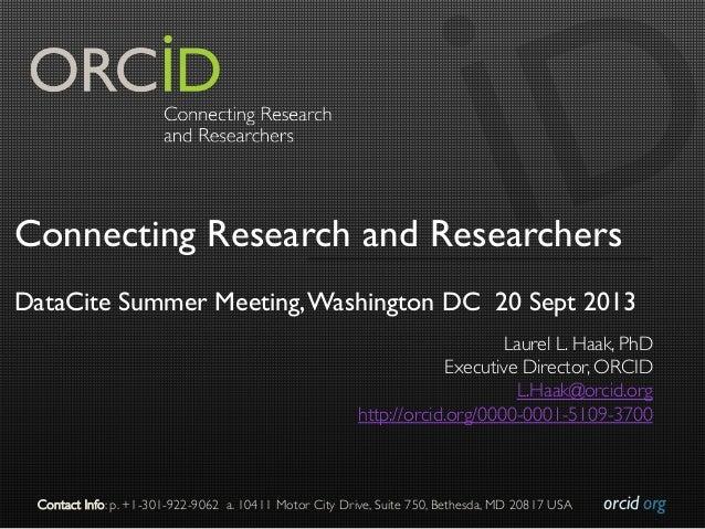 Orcid data cite_20130917