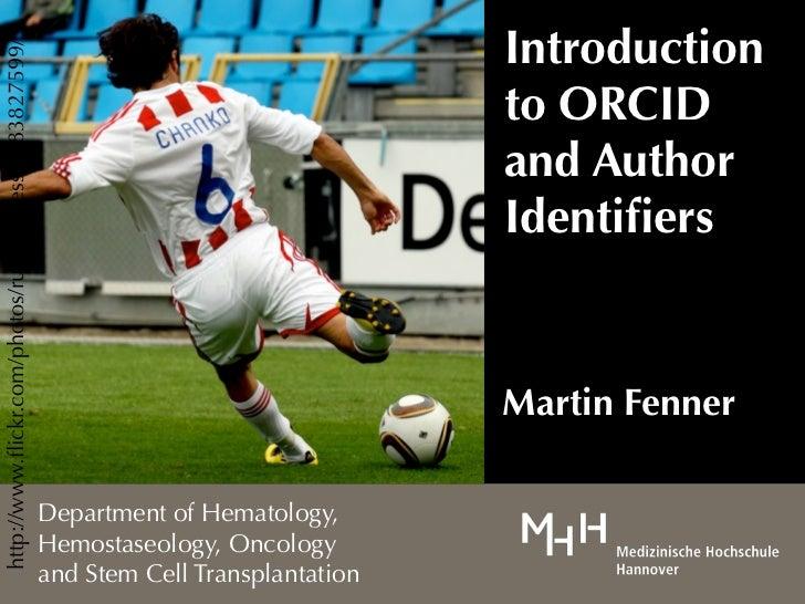 ORCID Principles