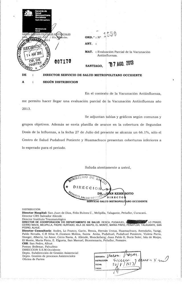 Ord. nº 1550  ssmo  evaluacion parcial vacunacion antiinfluenza(1)
