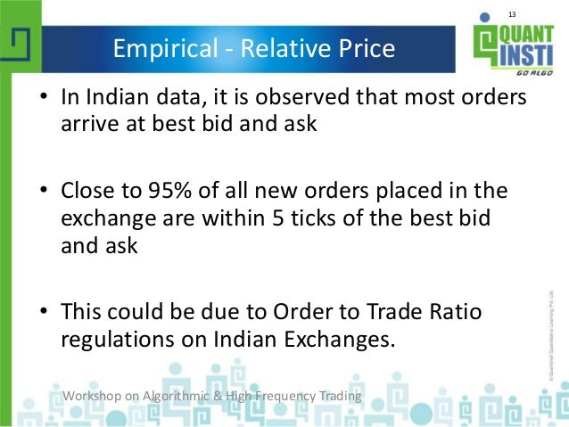 What is binary trading in india