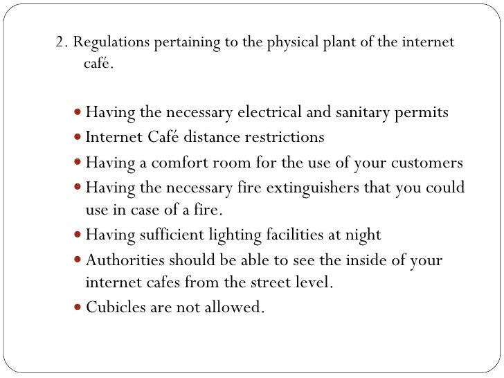 Regulations Pertaining to The