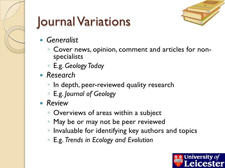 geology research paper topics