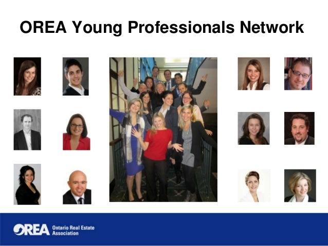 OREA Young Professionals Network