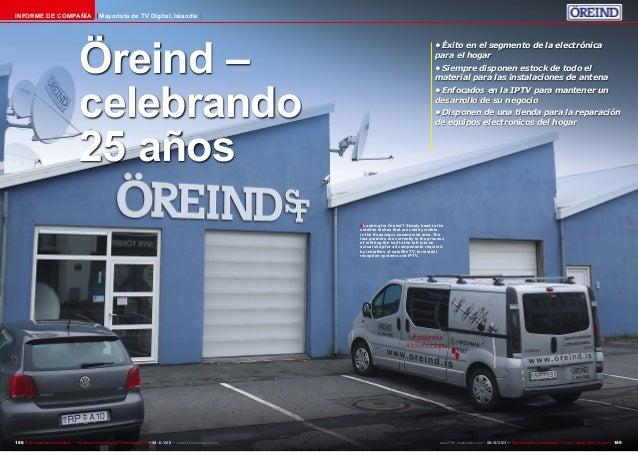 ■ 188 189TELE-audiovision International — The World's Largest Digital TV Trade Magazine — 09-10/2013 — www.TELE-audiovisio...