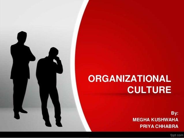 Org. culture