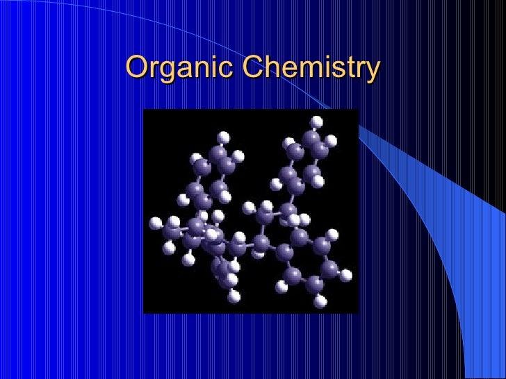 Organic Chemistry Teacher