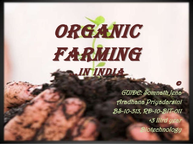 Organic food vs commercial poison by aradhana priyadarsini