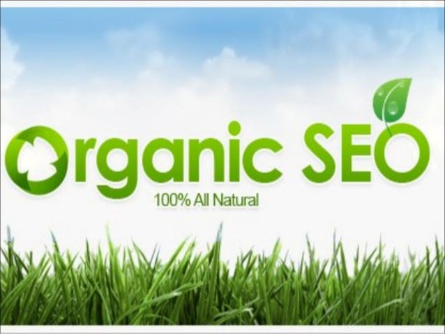 ABOUT• As the true source for high-return advertising  exposure, organic SEO services promote a  more credible web presenc...
