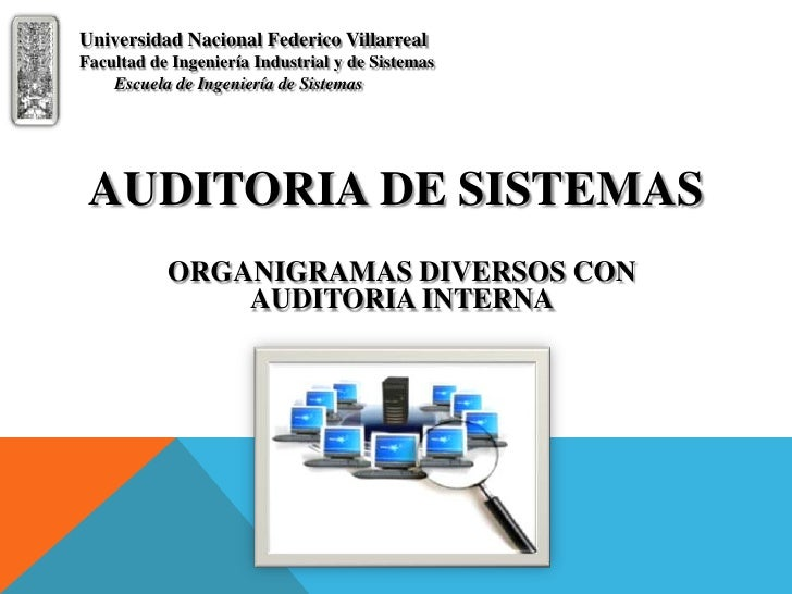 Organigramas auditoria