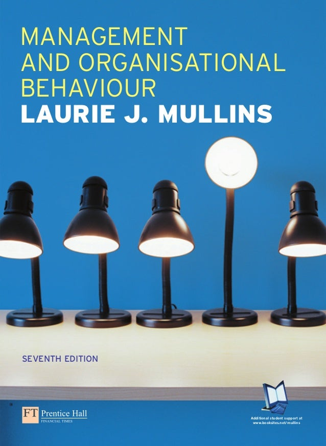 This market leading text guides students to a thorough understanding of organi-sational behaviour and relates this to effe...