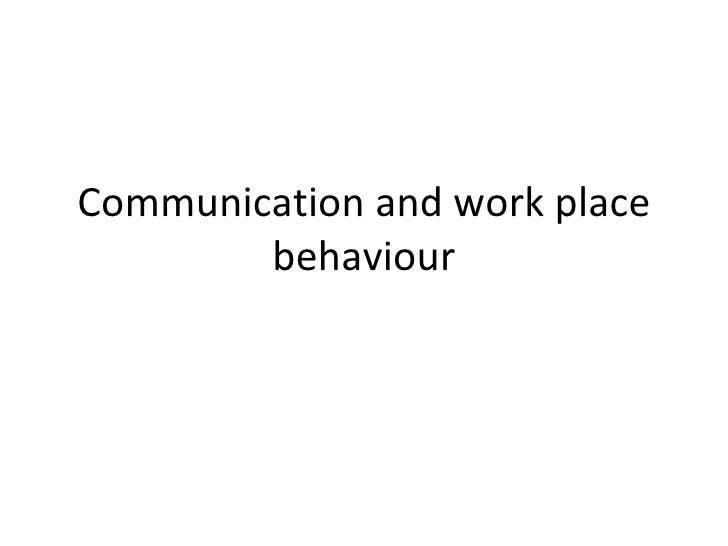 Organisational Behaviour2