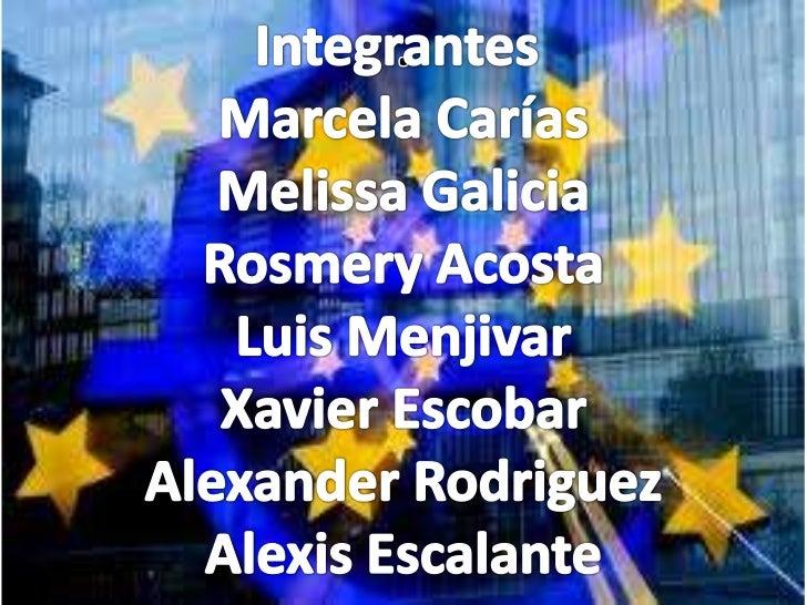 Organismos socialesde la Unión Europea