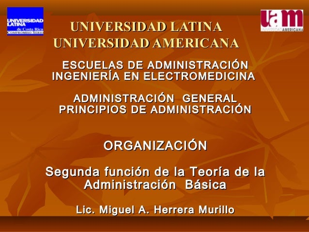 ESCUELAS DE ADMINISTRACIÓNESCUELAS DE ADMINISTRACIÓN INGENIERÍA EN ELECTROMEDICINAINGENIERÍA EN ELECTROMEDICINA ADMINISTRA...