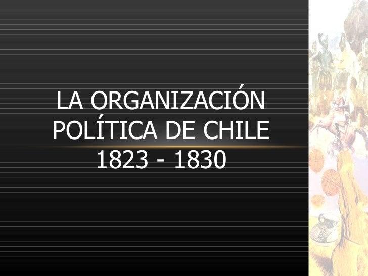 Organizaciondelarepblica 100808105113-phpapp02
