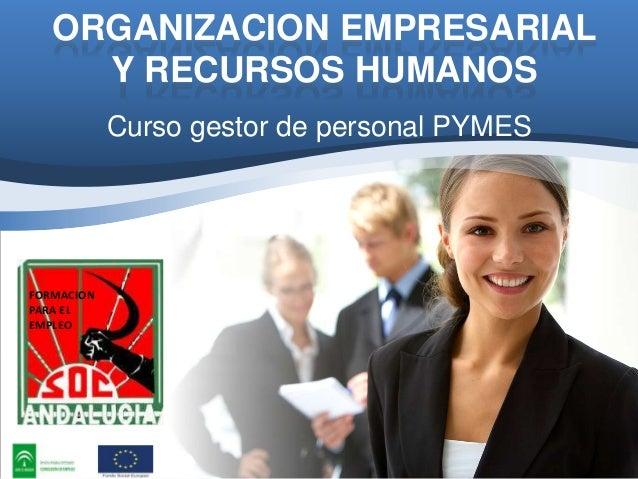 Organizacion empresarial y recursos humanos (2)