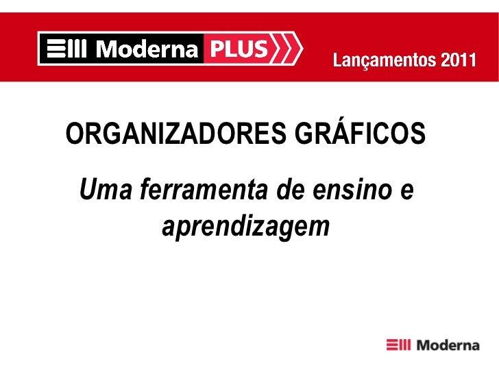 Organizadores gráficos - Uma ferramenta de ensino e aprendizagem - moderna plus