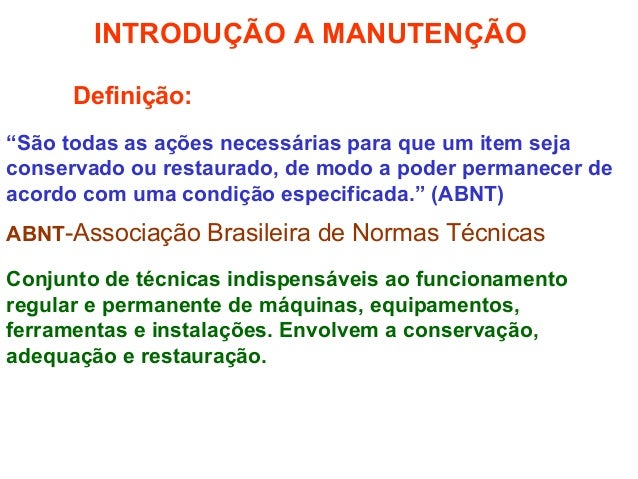 OrganizaçãO Da ManutençãO 2008