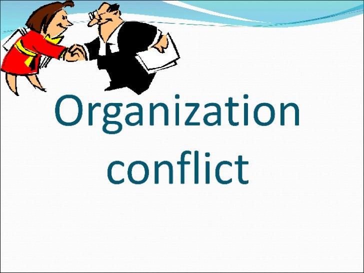 Organization Conflict1