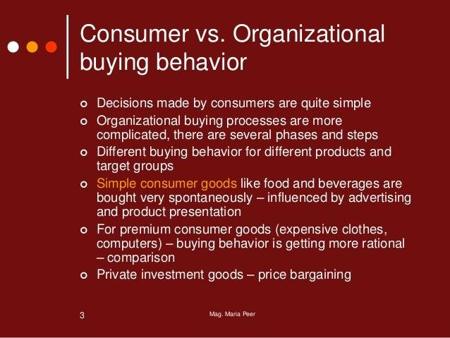 Organizational Buying Behavior Organizational Buying Behavior