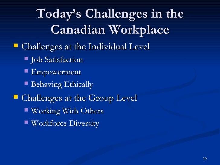 challenge workplace diversity essay