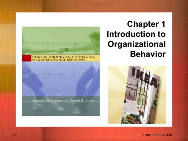 orgnizational behaviour Special issue: micro-foundations of sustainability 2015 job best paper award: which comes first, organizational culture or performance a longitudinal study of.