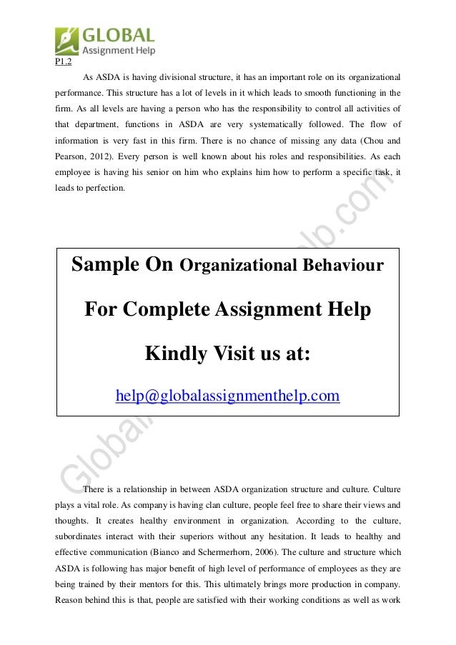 Global assignment help