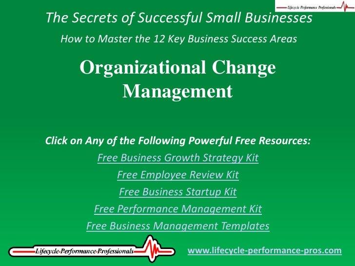 Video: Organizational Change Management
