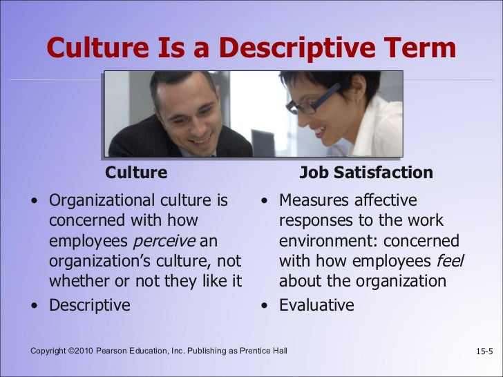how to create a strong culture in organization