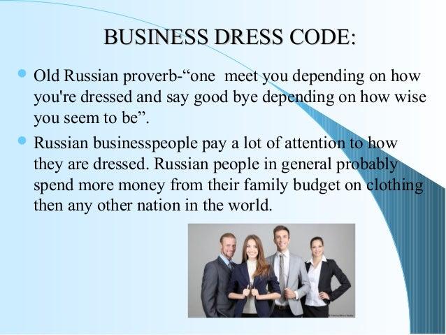 Organizational Culture In Russia