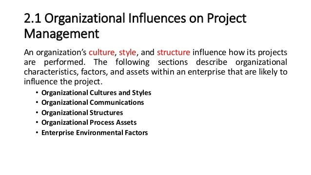 organizational culture s influence on the overall The 9 clear steps to organizational culture change  number of overall measures that support the one or two top performance priorities from the define steps it may .