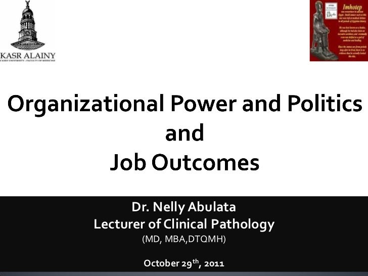 Dr. Nelly AbulataLecturer of Clinical Pathology        (MD, MBA,DTQMH)        October 29th, 2011